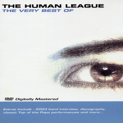 The Very Best of the Human League [DVD]
