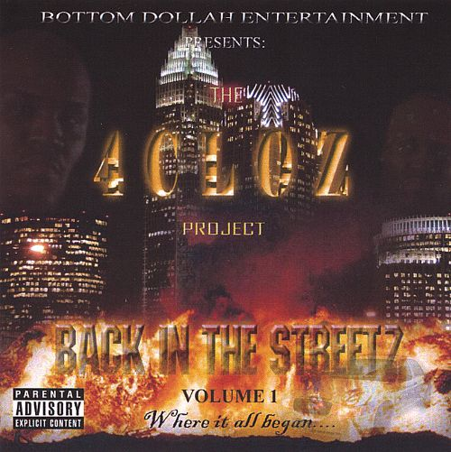 Back in the Streetz,  Vol. 1
