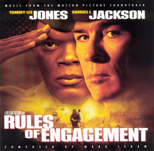 Rules of Engagement [Score]