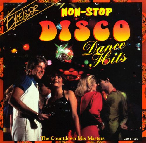 Non-Stop Disco Dance Hits: The Countdown Mix Masters
