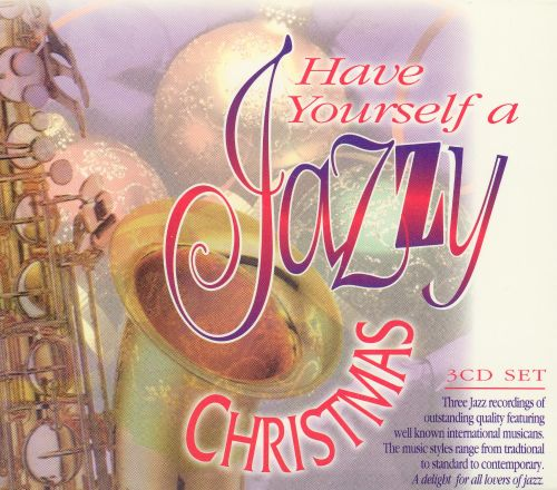 Have Yourself a Jazzy Christmas [Box Set]
