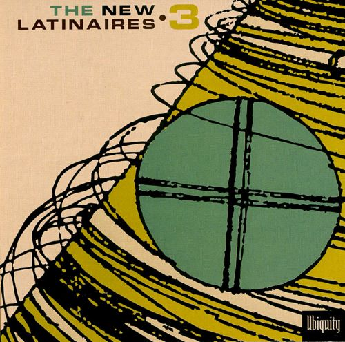 The New Latinaires, Vol. 3