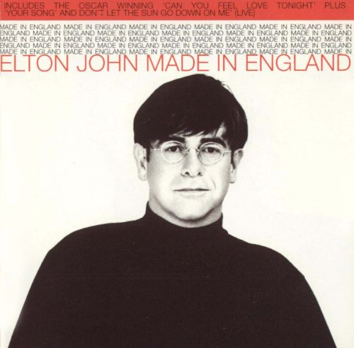 Made In England [Single]