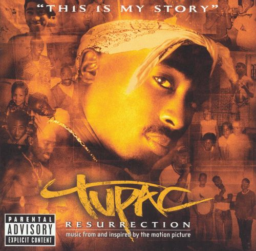 tupac resurrection album