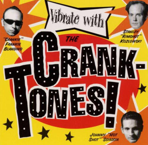Vibrate with the Crank Tones
