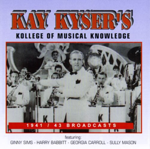 Kyser's Kollege of Musical Knowledge