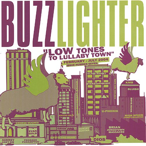 Buzzlighter, Vol. 7: Low Tones to Lullaby Town