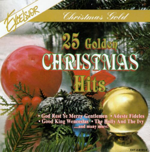 25 golden christmas hits - Golden Christmas 3
