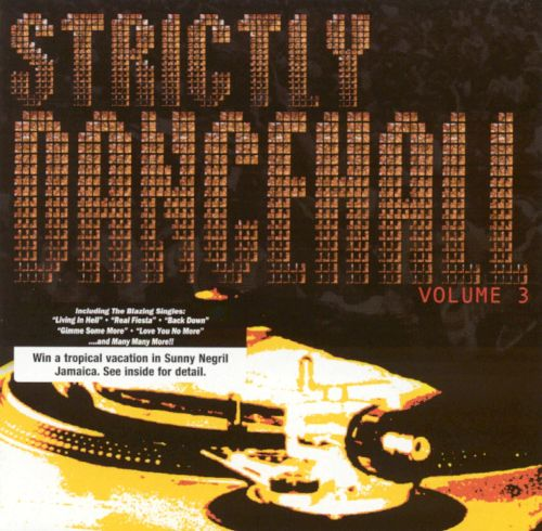 Strictly Dancehall, Vol. 3