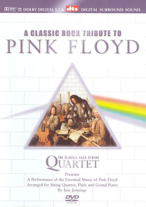 The Pink Floyd Chamber Suite: A Classic Rock Tribute To Pink Floyd [DVD]
