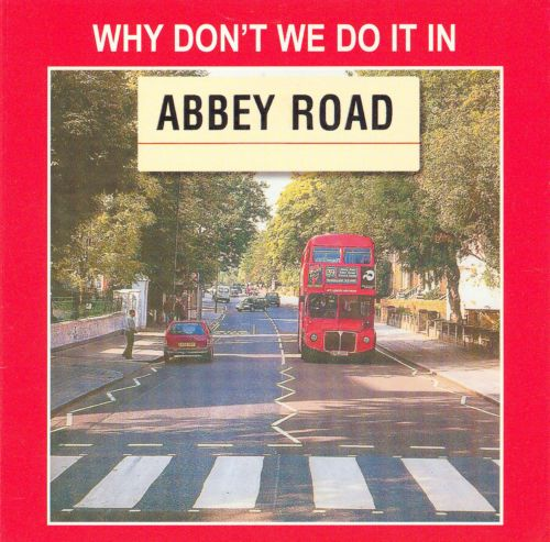 Why Don't We Do It in Abbey Road EP