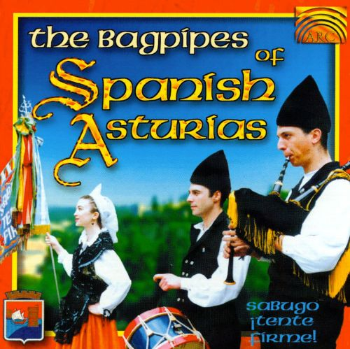 Bagpipes of Spanish Asturias