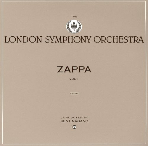 Zappa: The London Symphony Orchestra, Vols. 1-2