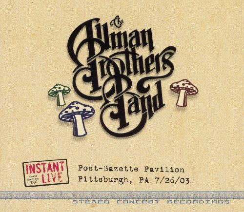 instant live post gazette pavilion pittsburgh pa the allman brothers band songs reviews. Black Bedroom Furniture Sets. Home Design Ideas