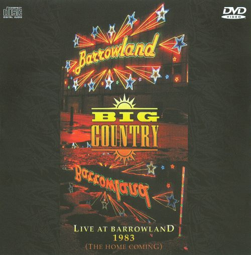 Live at Barrowland, 1983/84 (The Home Coming)