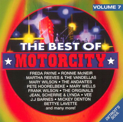 The Best of Motorcity Records, Vol. 7