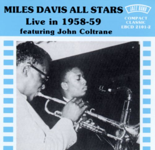 All Stars Live in 1958-1959