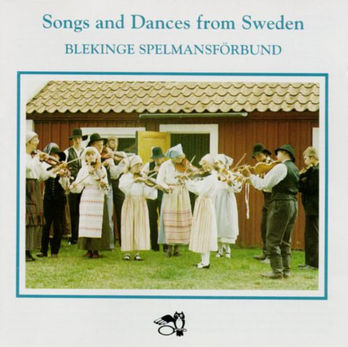 Songs & Dances from Sweden