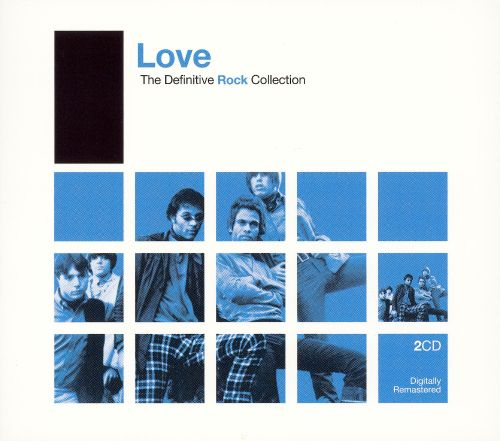 The Definitive Rock: Love