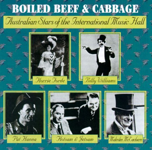 Boiled Beef & Cabbage