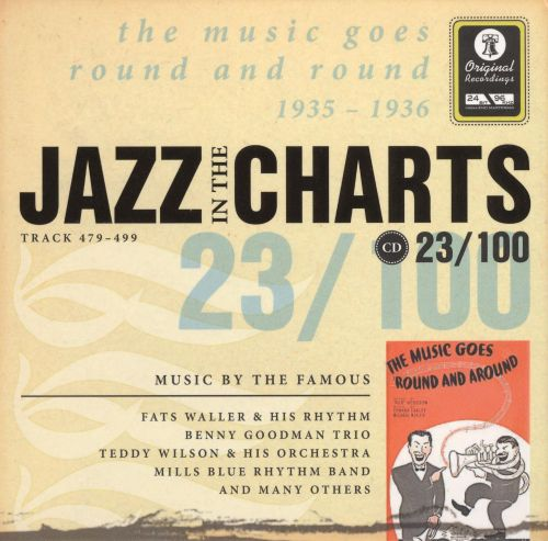 Jazz in the Charts, Vol. 23: The Music Goes Round and Round 1935-1936