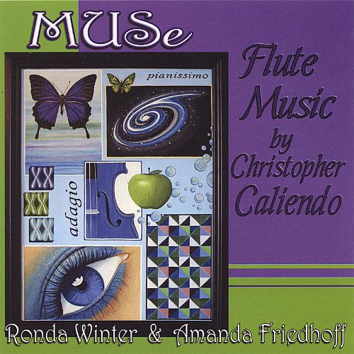 Flute Music by Christopher Caliendo