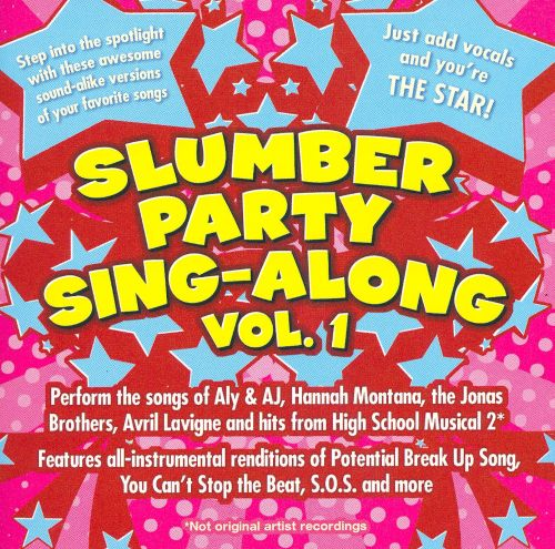 Slumber Party Sing-Along, Vol. 1