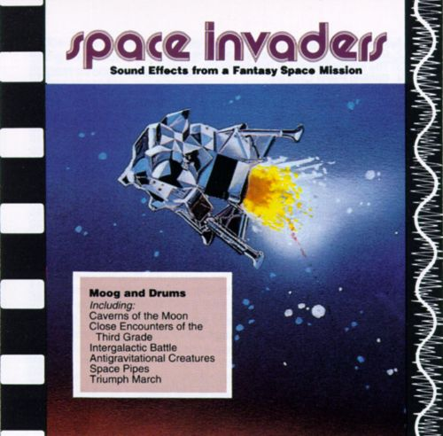 Space Invaders: Sound Effects from a Fantasy Space Mission