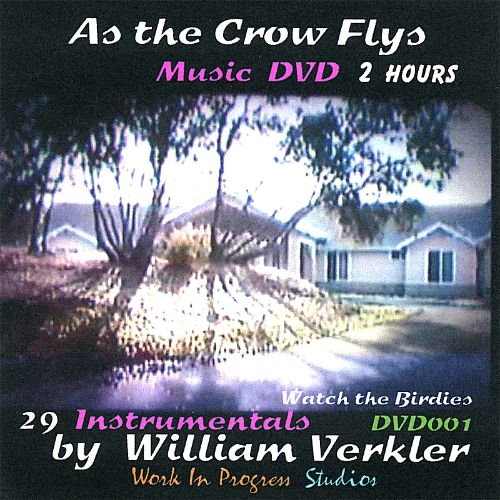 As the Crow Flys DVD