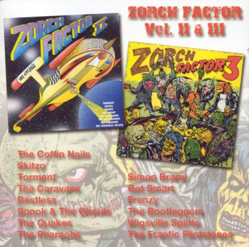 Zorch Factor, Vols. 2 & 3