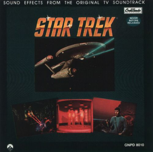 Star Trek: Sound Effects from the Original TV Soundtrack ...