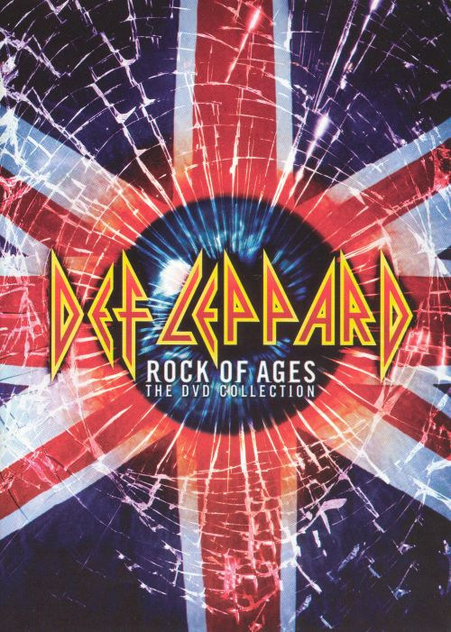 Rock of Ages: The Definitive Collection [DVD]