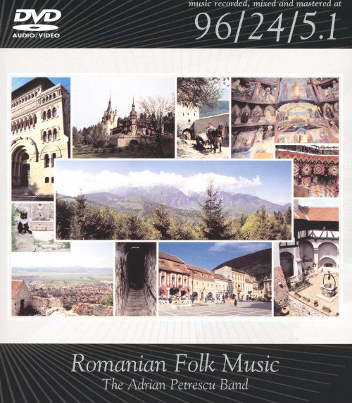 Romanian Folk Music