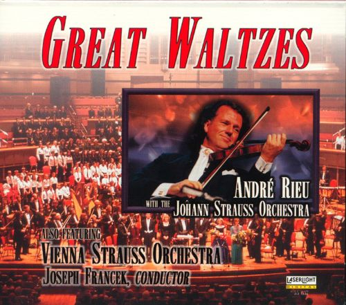 Great Waltzes: On the Beautiful Blue Danube/Emperor Waltzes/Tales from the Vienna Woods