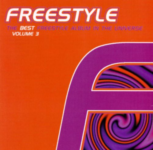 Best Freestyle Album in the Universe, Vol. 3