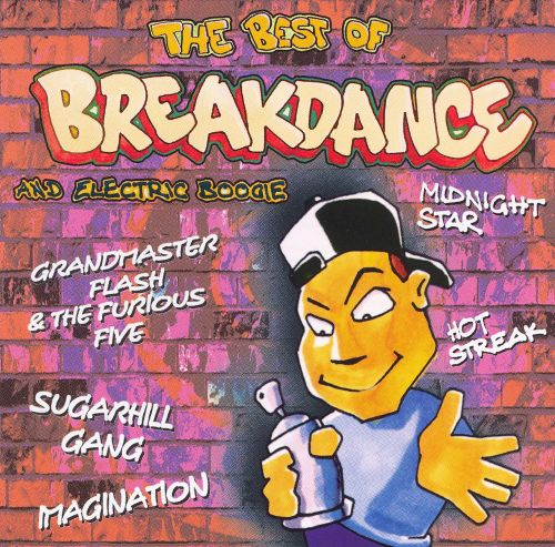 Best of Breakdance & Electric Boogie