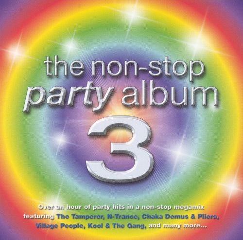 Non-Stop Party Album. Vol. 3