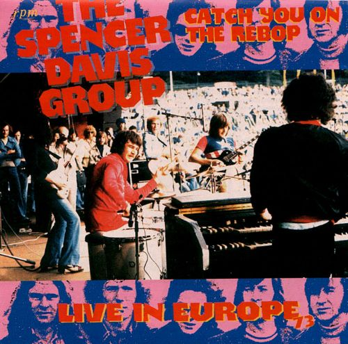 Catch You on the Rebop: Live 1973