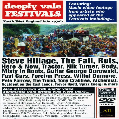 Deeply Vale Festival 40th Anniversary [Video]