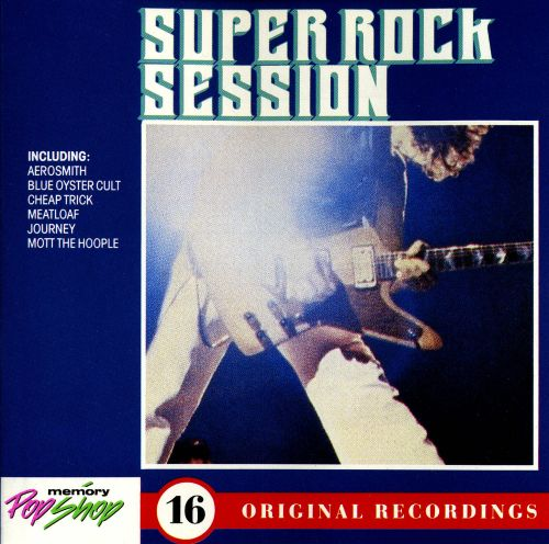 Super Rock Session