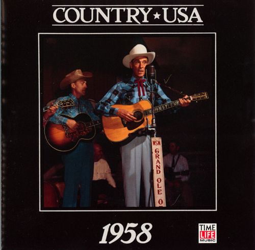 Country U.S.A.: 1958