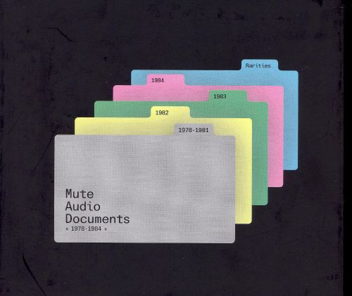 Mute Audio Documents