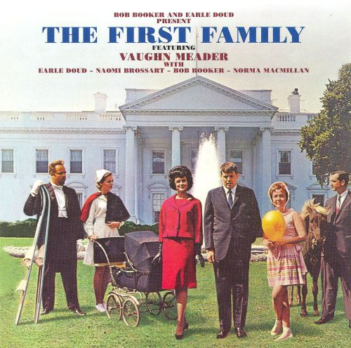 The First Family, Vols. 1 & 2