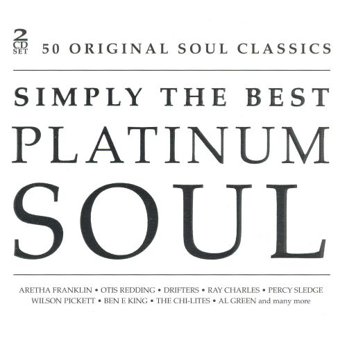 Simply the Best Platinum Soul