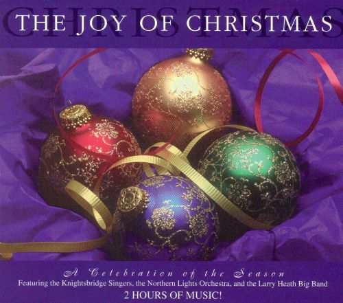 The Joy of Christmas [Brentwood]
