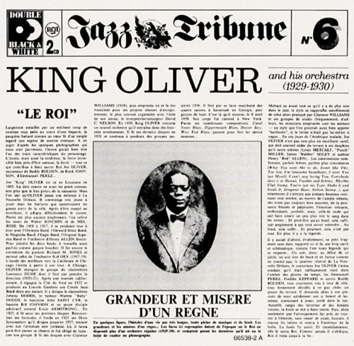 King Oliver & His Orchestra (1929-1930) [RCA France]