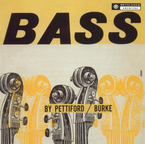 Bass by Pettiford/Burke