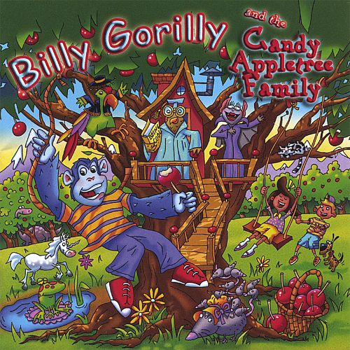 Billy Gorilly and the Candy Appletree Family