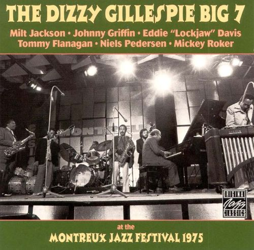 At the Montreux Jazz Festival 1975