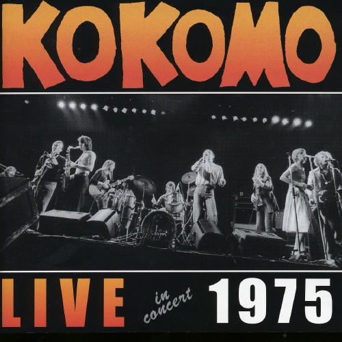 Live in Concert, 1975